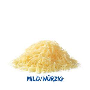 Urnäscher Reibkäse mild/würzig