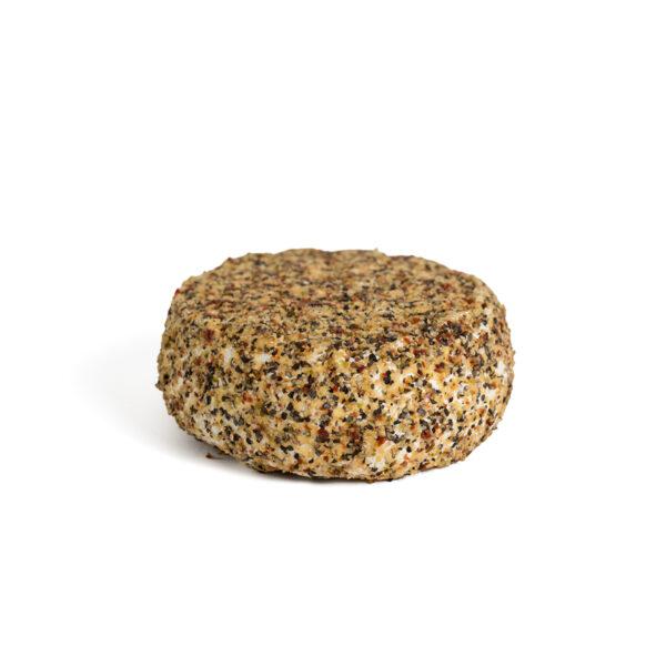 Urnäscher Edelweiss im Knoblauch-Pfeffermantel