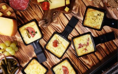 Raclettezeit! – How to do Urnäscher Käse Raclette